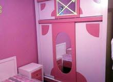 غرف نوم بناتي تفصيل / أجود أنواع الخشب