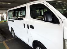 two cars Nissan urvan 2016 and 2015 in excellent condition free accident