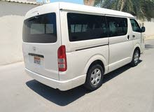 Toyota hiace15 passengers year 2012 for sale!!! Excellent condition!