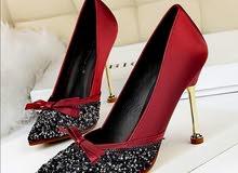 احذية كعب للبيع