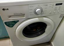 washing machine LG 5 kilo