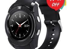 اشترى ساعه Smart Watch V8 بسعر الجمله