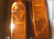 FJ corner signal lights