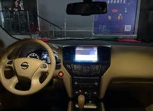 Nissan Pathfinder 2015 GCC only 63K KM