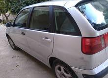 سيارة سيات ابيزا 2002للبيع