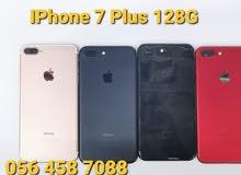 iphone 7plus   128 GB    clean