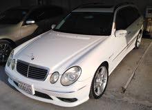 Mercedes e500 estate