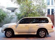 Lexus LX 470 4.7 L 2003 4x4 V8 Full Option Well Maintained Urgent Sale