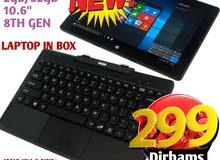 Touchscreen 2in1 ZENTALITY Laptop