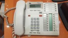 » هاتف برمجة سنترال نورتل مستعملة  Nortel