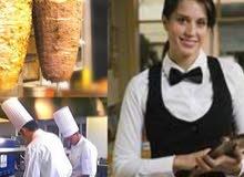 نوفر من المغرب نادلات و نادلين و موظفات استقبال خبرة في مجال المطاعم