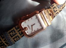 fendi rose gold watche