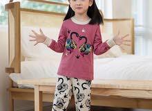 ملابس نوم اطفال تتوفر من عمر 1-9سنوات