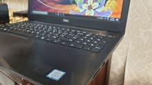 لابتوب ديل للألعاب الجيل الثامن بحالة ممتازة Laptop Dell 8th Gen. 6GB Graphic
