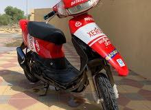 دراجة للبيع هوندا دايو2 مزوده عليه فلتر ريس
