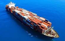 شحن بحري من سلطنة عمان