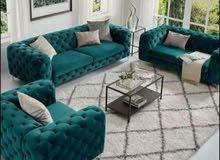نصنع جميع أنواع الأريكة الجديدة ، والأريكة القديمة نقوم بتغيير الملابس