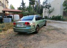 هوندا سيفيك 2004 مميزة للبيع او البدل عسيارة عالية 4*4