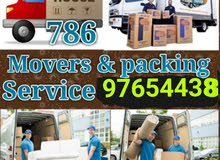 We have professional carpenter and Labour we have professional packers all types