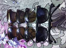 مجموعة نظارات شبابيه للبيع