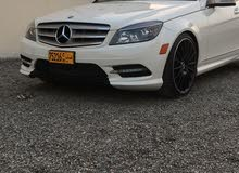 Mercedes Benz C 300 car for sale 2011 in Muscat city
