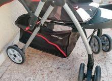كرسي سيارة للأطفال وكروسه للأطفال