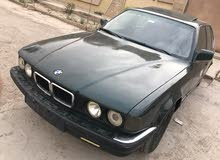 BMW 730 1992 For sale - Green color
