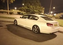 Used condition Lexus GS 2007 with 0 km mileage