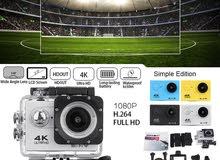 كاميرا 4K PRO WIFI