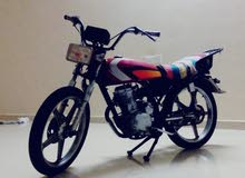 Suwaiq - Honda motorbike made in 2010 for sale