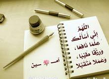 مُدرِّس في اللغة العربية وآدابها