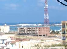 شقة مفروشة تري البحر للايجار بمطروح