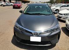 Toyota Corolla 2018 for sale by installments