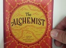 كتاب The Alchemist 25th anniversary edition