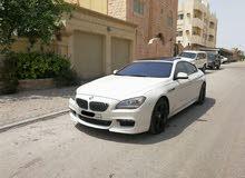 BMW 640I 2014 (White)