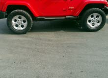 For sale 2013 Red Wrangler
