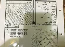 للبيع ارض سكني تجاري بها كل الخدمات الاساسية