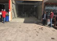 محلات للايجار بالشويخ الصناعيه شارع الزينه مقابل سوق بنده