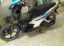 Used Yamaha motorbike made in 2010 for sale