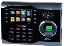 أجهزة الحضور والإنصراف Iclock 360