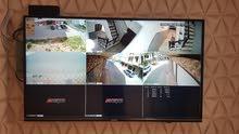 تركيب كاميرات المراقبة وتقوية شبكات الويفي