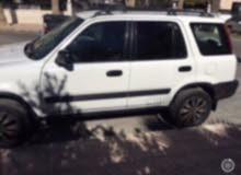 Used Honda CR-V in Amman