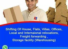 Best services and best price for house office villas shifting please contact me