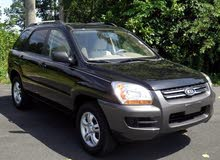 2009 Used Sportage with Automatic transmission is available for sale