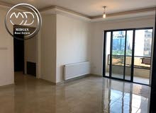 First Floor  apartment for sale with 3 rooms - Amman city Al Rabiah