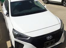 Automatic  2018 Ioniq for rent
