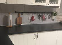 مطبخ إيكيا فخم وجديد للبيع