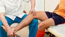 ممرض وخبرة في العلاج الطبيعي