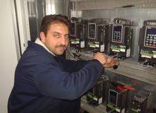 فنيين خبرة في صيانة جميع لوحات التحكم مصانع مستشفيات مولدات..أي لوحة تحكم