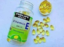 Prolife Atlas vitamin E